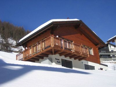 Photo for Apartment Alpin-Snowball  in Saas - Fee, Valais - 6 persons, 3 bedrooms