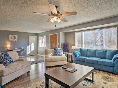 Photo for NEW! Pet-Friendly Home - Minutes to Royal Gorge!