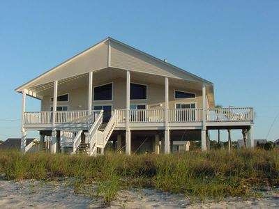 Photo for YOU WILL INDEED be on Cloud Nine when you stay in this beautiful, beachfront home.