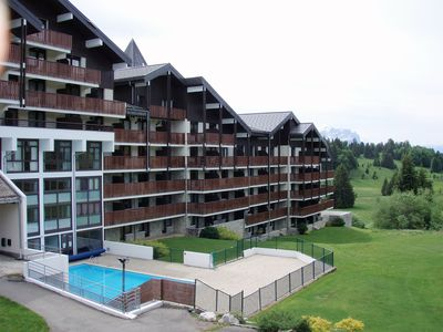 Photo for The terraces of Mont Blanc, Apartment 12 beds