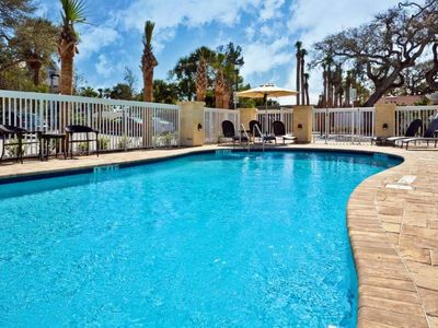 Photo for WHITE SAND BEACH! 3 GREAT UNITS, POOL, BREAKFAST