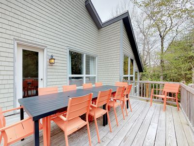 Photo for NEW LISTING! Home w/deck, great location in the heart of Acadia National Park!