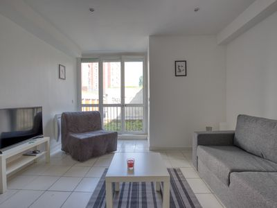 Photo for Refurbished apt near the ourcq canal