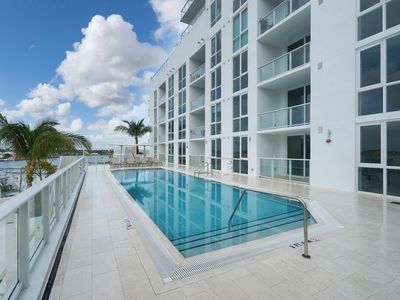 Photo for Tiffany House on Fort Lauderdale Beach 2 bedroom with stunning water views