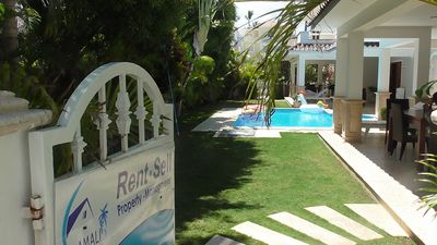 Photo for LUXURY VILLA GEMELAS, 6 BR, PRIVATE POOL, CHEF, MAID, BBQ, LOS CORALES BEACH