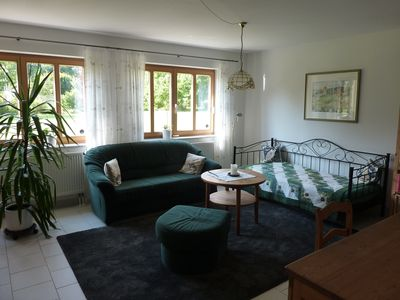 Photo for 1BR Apartment Vacation Rental in Eckersdorf