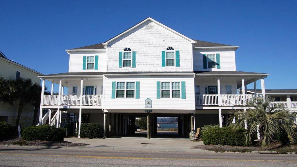 Immaculate 4 Bedroom Each With Private Bath And 2 Master Suites North Myrtle Beach Myrtle Beach