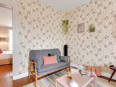 Photo for Roquette III - Two Bedroom Apartment, Sleeps 4