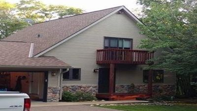 Photo for LOCATION LOCATION LOCATION!  3 Bed/3 Bath Cabin In Breezy Point On Golf Course