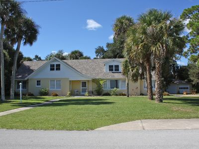 Photo for South of Daytona - River House: 3 Acres Waterfront & Private. Sleeps 18.