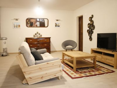 Photo for Cozy apartment is a situated Schei, the old Romanian district of Brasov.