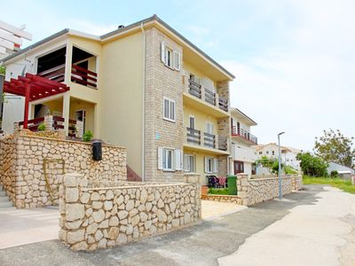 Photo for 2BR Apartment Vacation Rental in Pag, island of Pag