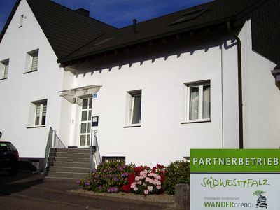 Photo for Family accommodation for up to 4 (+ baby) persons in the Palatinate Forest