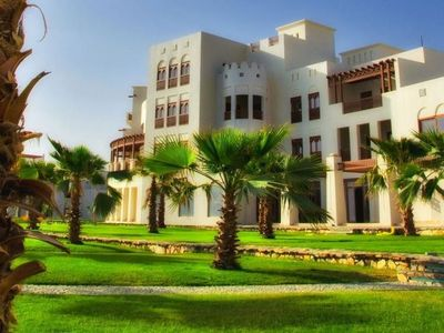 Photo for Apartment Blue View 3 BDR in Jebel-Sifah-Muscat - 6 persons, 3 bedrooms