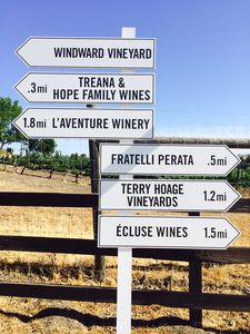 Photo for Westside Rustic Vineyard Property. Walking Distance To Wineries. Close To Town.