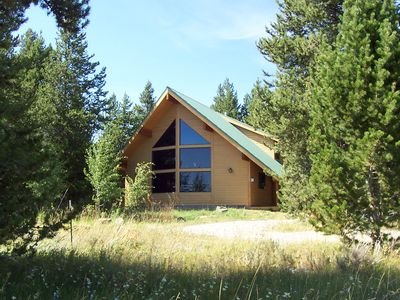 Photo for Standing Pine sits on 10 acres of privacy.