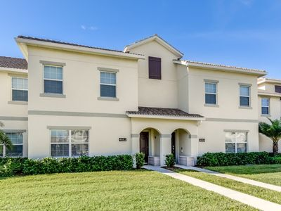 Photo for Budget Getaway - Storey Lake Resort - Beautiful Cozy 4 Beds 3 Baths Townhome - 5 Miles To Disney
