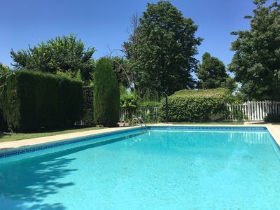 Photo for Charming 16th Century Renovated Home-Beziers-Pool/Tennis, Languedoc-Roussillon