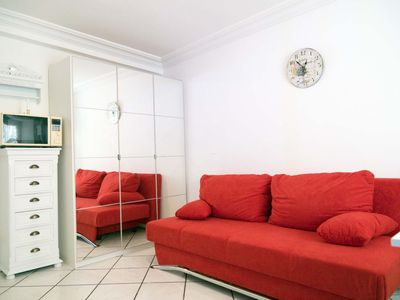 Photo for SMART ROOM with shower, city center, beginning pedestrian zone.