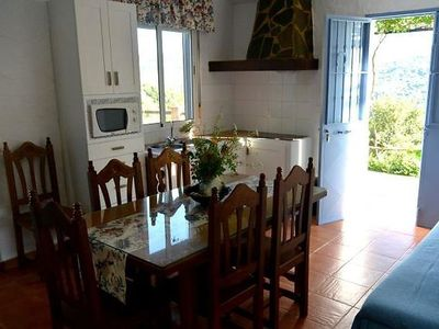 Photo for House in Ubrique with Parking, Air conditioning, Pool, Terrace (333436)