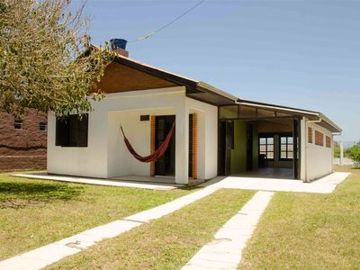 Casa Aventura in front of the beach, internet, two bedrooms, covered garage and patio