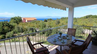 Photo for Holiday apartment only 200 meters from the sea, good facilities