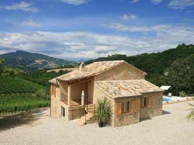 Photo for 3BR Villa Vacation Rental in Montalto delle Marche