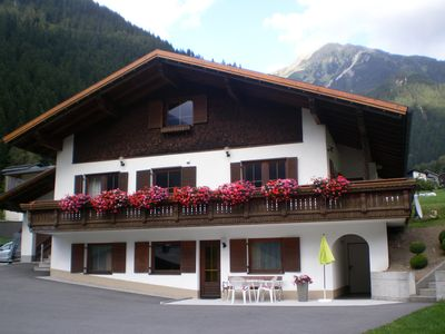 Photo for Sunny, quiet location with a view of the beautiful Montafon mountains