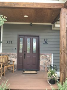 Photo for 3 BR/3 BA Spacious townhome with lake and mountain views!