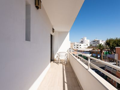 Photo for Apt. 4 Next to the Beach + Private Terrace