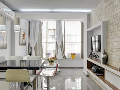 Photo for 3 bedrooms 2 baths near the beach. ben yehuda 181