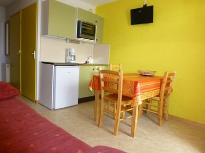 Photo for Apartment Alpe d'Huez, 1 bedroom, 4 persons