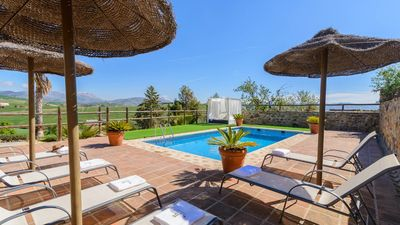Photo for Holiday home all comfort for dream holidays in the province of Malaga