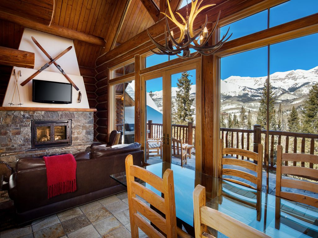 Private Luxury Log Cabins For The Ultimate Telluride