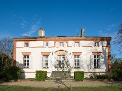 Photo for FRIENDLY FAMILY HOUSE IN TOULOUSE AND 1H FROM CARCASSONNE