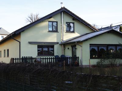 Photo for Family-friendly apartment for 1-6 persons in Zschorlau in the Ore Mountains