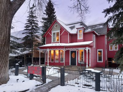 Photo for Victorian House in the Core of Aspen. Short Walk To Gondola