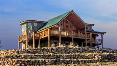 Photo for Stone Meadow Lodge - Best Views on Bear Lake!!!
