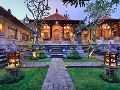 Photo for Royal Villa Experience in Ubud Bali, for 2 Pax