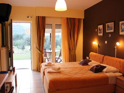 Photo for Nafplion Midéa Retreat in a peaceful Olive Garden