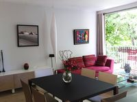 Excellent apartment in a quiet area but close to RER B line and 5 mins to great bars and restaurants