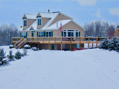 The Only Vacation Home in Jay Peak with over 100 POSITIVE reviews!