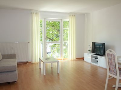 Photo for Directly at the University Hospital, 2 room apartment with garage