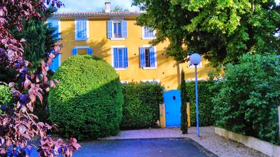 Photo for Studio with pool and parking in bastide eighteenth