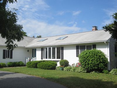 Photo for Sun-filled Completely Renovated 3 BR-2B minutes from Pleasant Bay