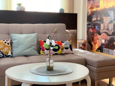 Photo for 1BR Apartment Vacation Rental in Sector 3, Municipiul București