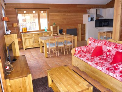 Photo for Large chalet in Haute Maurienne, Savoie, family resort and peaceful