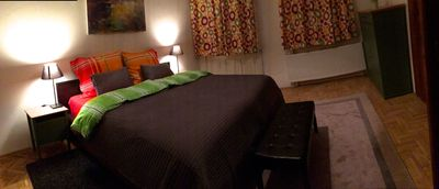 Photo for 2 Beautiful 2 BR apartment with A/C in the heart of Budapest!Quality time!!