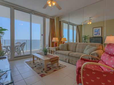 Photo for Lighthouse 1607 Gulf Shores Gulf Front Vacation Condo Rental - Meyer Vacation Rentals