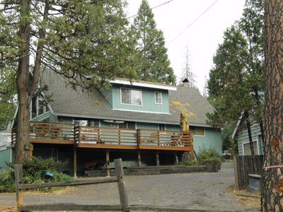 Photo for Nature's Lake View Lodge - Amazing Yosemite and Bass Lake Gem with Lake Views